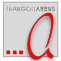 Traugott Arens | START NOW Logo